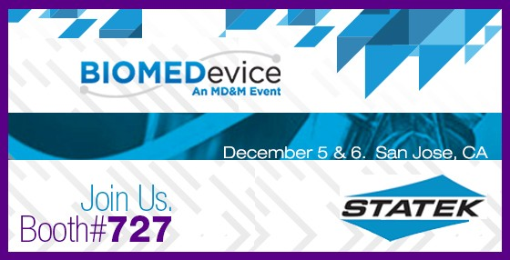 BIOMEDevice2018 Booth#727