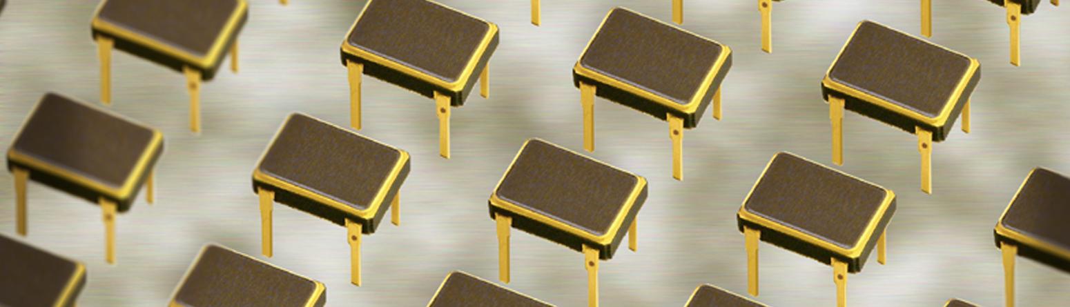 leaded oscillators